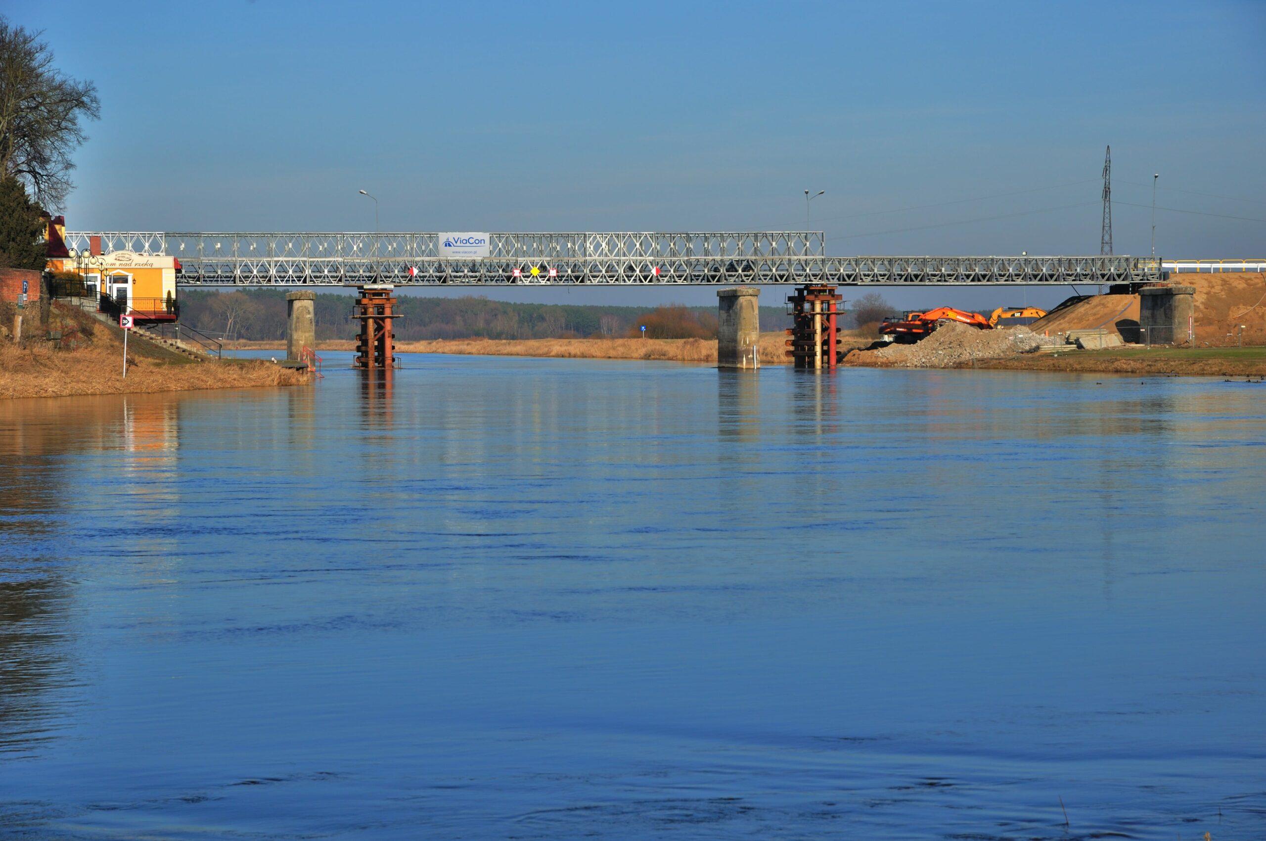 ViaCon Acrow bridge